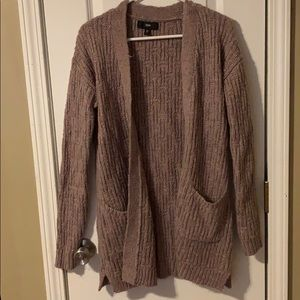 Mossimo Supply Co. Sweaters - Pink sweater cardigan